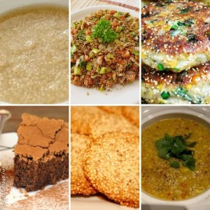 блюда из семян амаранта рецепты